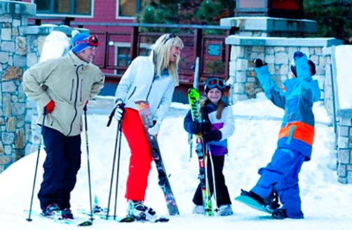 Early Lift & Lodging Package